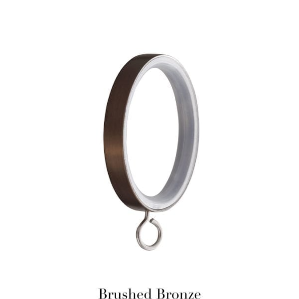 Willow Bloom Rings-withEyelet-Brushed Bronze