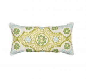 Willow Bloom Brook Lumbar Pillow