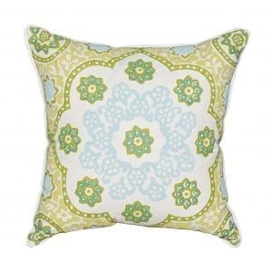 Willow Bloom Brook Pillow