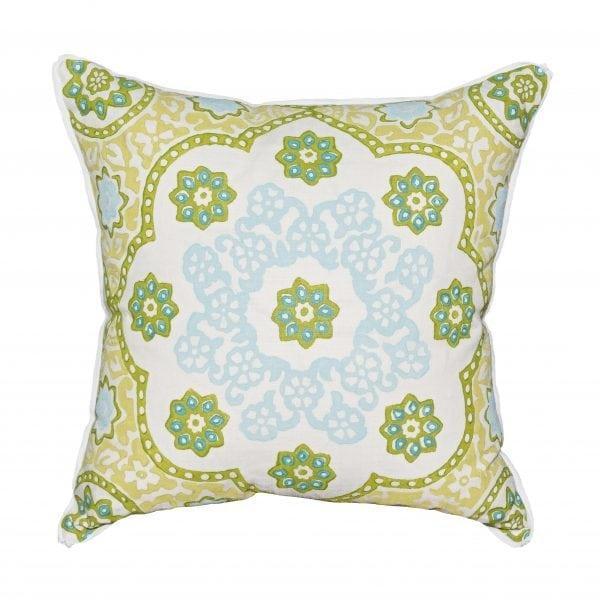 Willow Bloom Brook Pillow