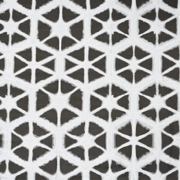 Willow Bloom Hex Stone Drapes