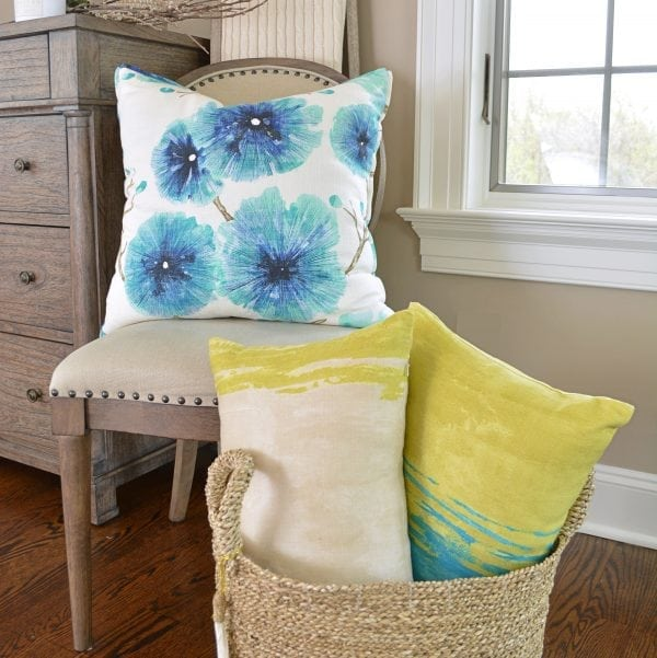 Willow Bloom Ella Pillow