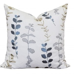 Willow Bloom Lily Pillow