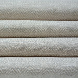 Willow Bloom Bespoke Sand Roman Shade