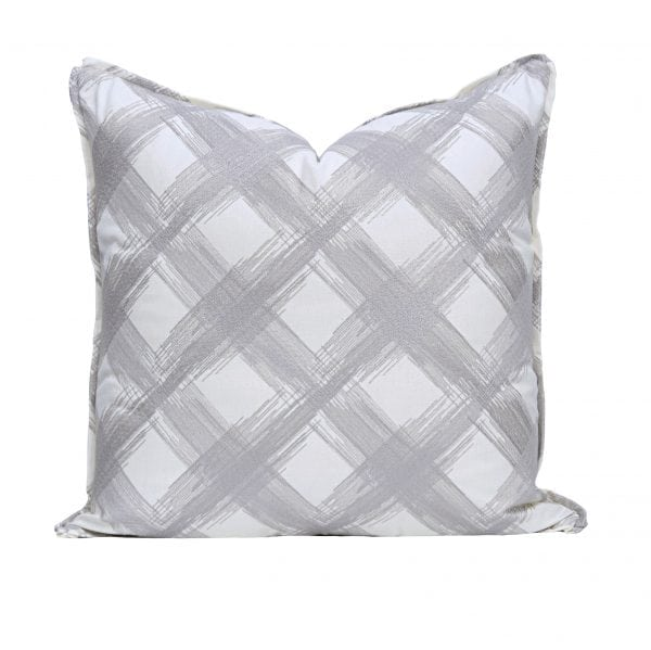 Willow Bloom Crest Pillow