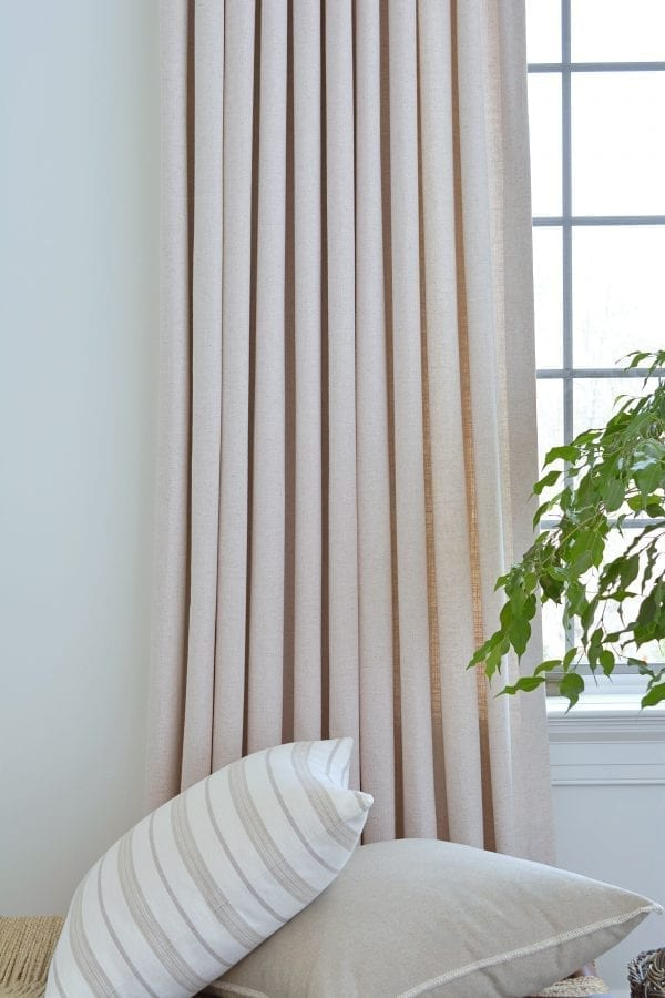 Willow Bloom Home Malbec Ballerina Drapes
