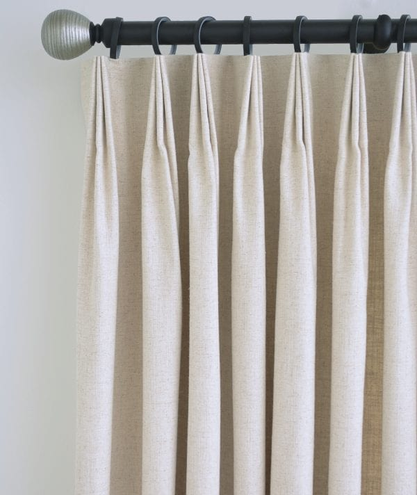Willow Bloom Home Malbec Linen Drapes