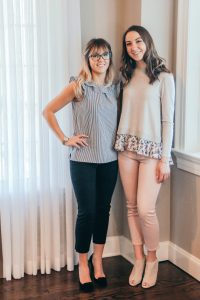 Willow Bloom Founders Allison and Marina
