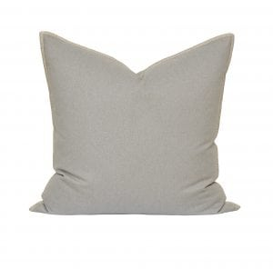 Willow Bloom Whipstitch Aluminum Pillow