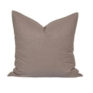 Willow Bloom Whipstitch Crystal Pillow