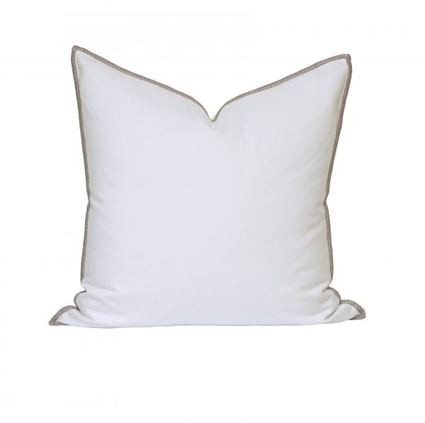 Willow Bloom Pristine Whipstitch Pillow