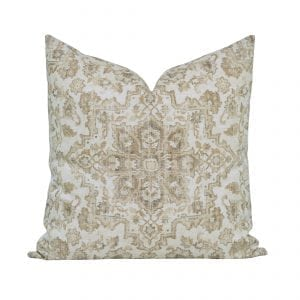 Willow Bloom Arber Bisque Pillow