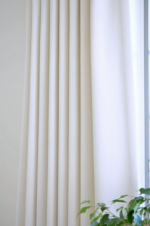 Willow Bloom Home Icing Drapes