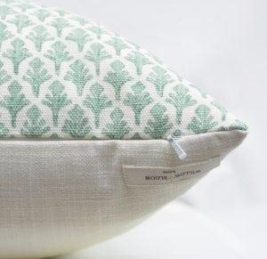 Willow Bloom Amala, Eucalyptus Pillow