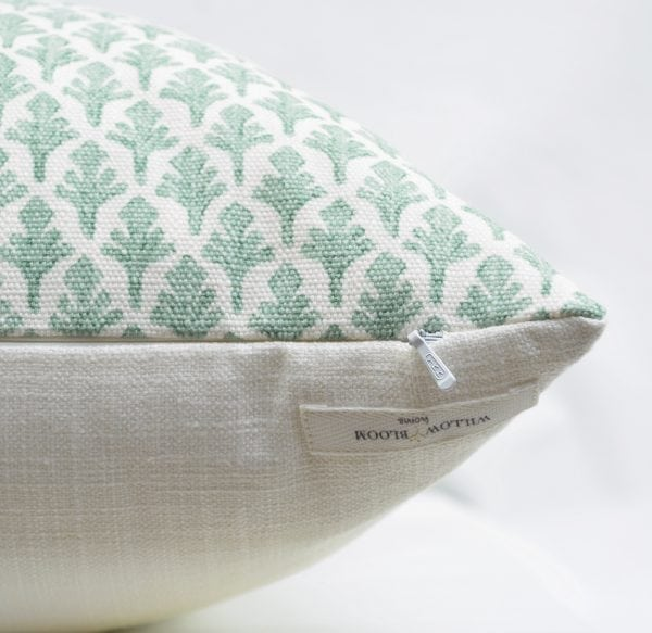 Willow Bloom Amala, Eucalyptus Pillow