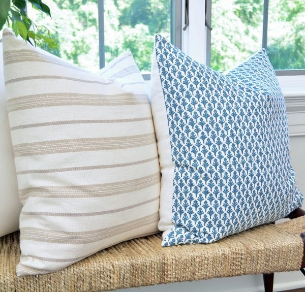 Willow Bloom Home Morelo and Amala Pillow