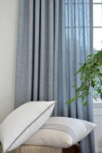Willow Bloom Home Batiste Stellar Drapes