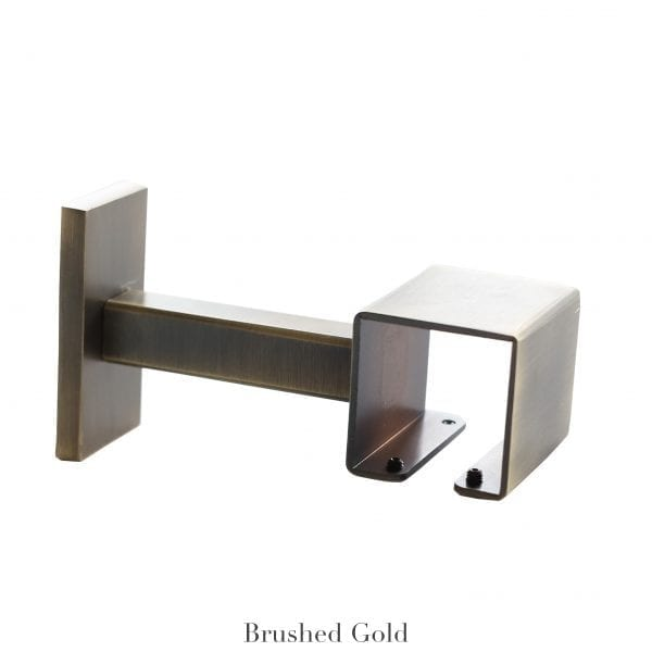 Willow Bloom Home 4 3/4 Projection Bracket Brushed Gold