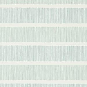 Willow Bloom Home Addison Stripe Aqua:Teal Wallpaper