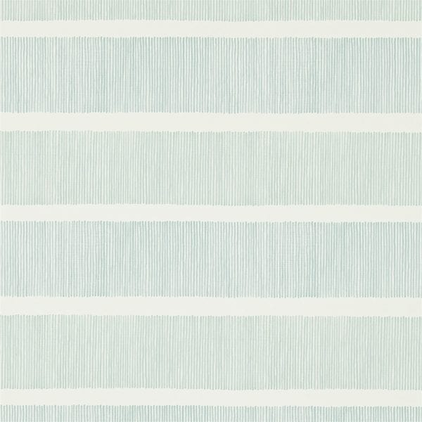 Willow Bloom Home Addison Stripe Aqua:Teal Wallpaper