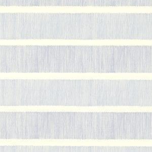 Willow Bloom Home Addison Indigo:Blue Wallpaper