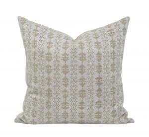 Willow Bloom Home Byron Wheat Pillow