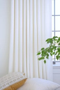 Willow Bloom Home Candor Frost Drape