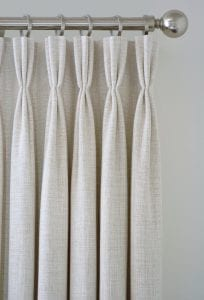 Willow Bloom Home Candor Ivory Drape