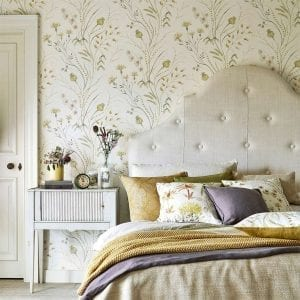 Willow Bloom Home Harvest Wallpaper