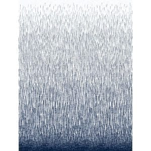 Willow Bloom Home Jute Azure Wallpaper