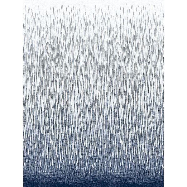 Willow Bloom Home Jute Azure Wallpaper