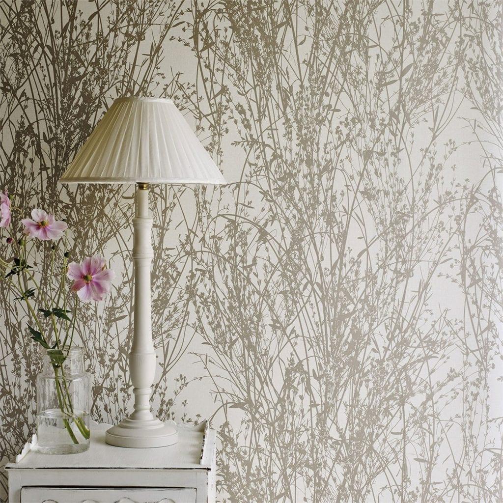 Willow Bloom Home Meadow Wallpaper