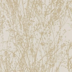 Willow Bloom Home Meadow Wheat:Cream Wallpaper