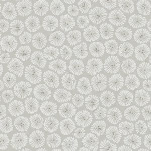 Willow Bloom Home Verdure Silver Wallpaper