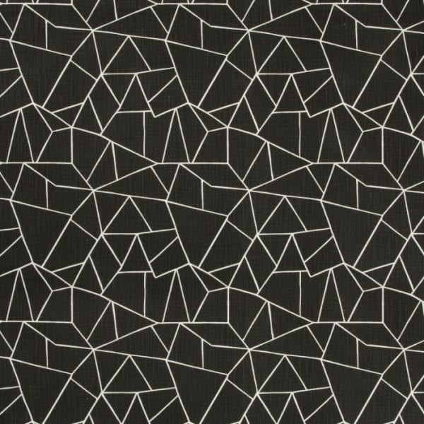 Willow Bloom Miro Onyx Drapes