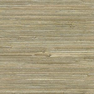 Willow Bloom Home Array Gold Grasscloth Wallpaper