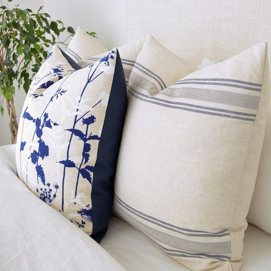 Willow Bloom Home Fremont and Marlow Pillows