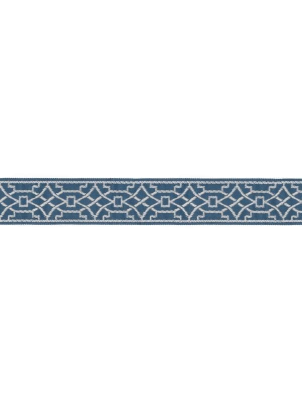 Willow Bloom Home Trevino Bluebell Trim