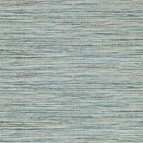 Willow Bloom Home Annandale Sky:Ochre Wallpaper