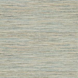 Willow Bloom Home Annandale Teal:Litchen Wallpaper