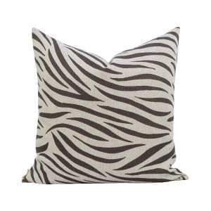 Willow Bloom Home Augusta Chocolate Pillow