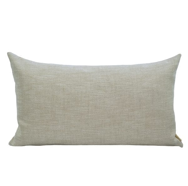Willow Bloom Home Emerson Burnt Orange Lumbar Pillow
