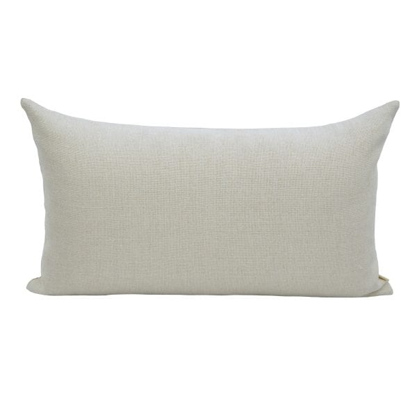 Willow Bloom Home Emerson Brush Lumbar Pillow