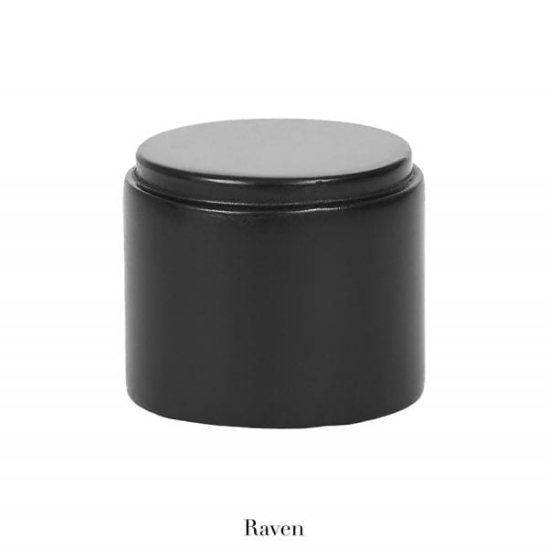 Willow Bloom Home End Cap - Raven