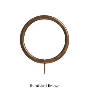 Willow Bloom Home Metal Ring Burnished Bronze