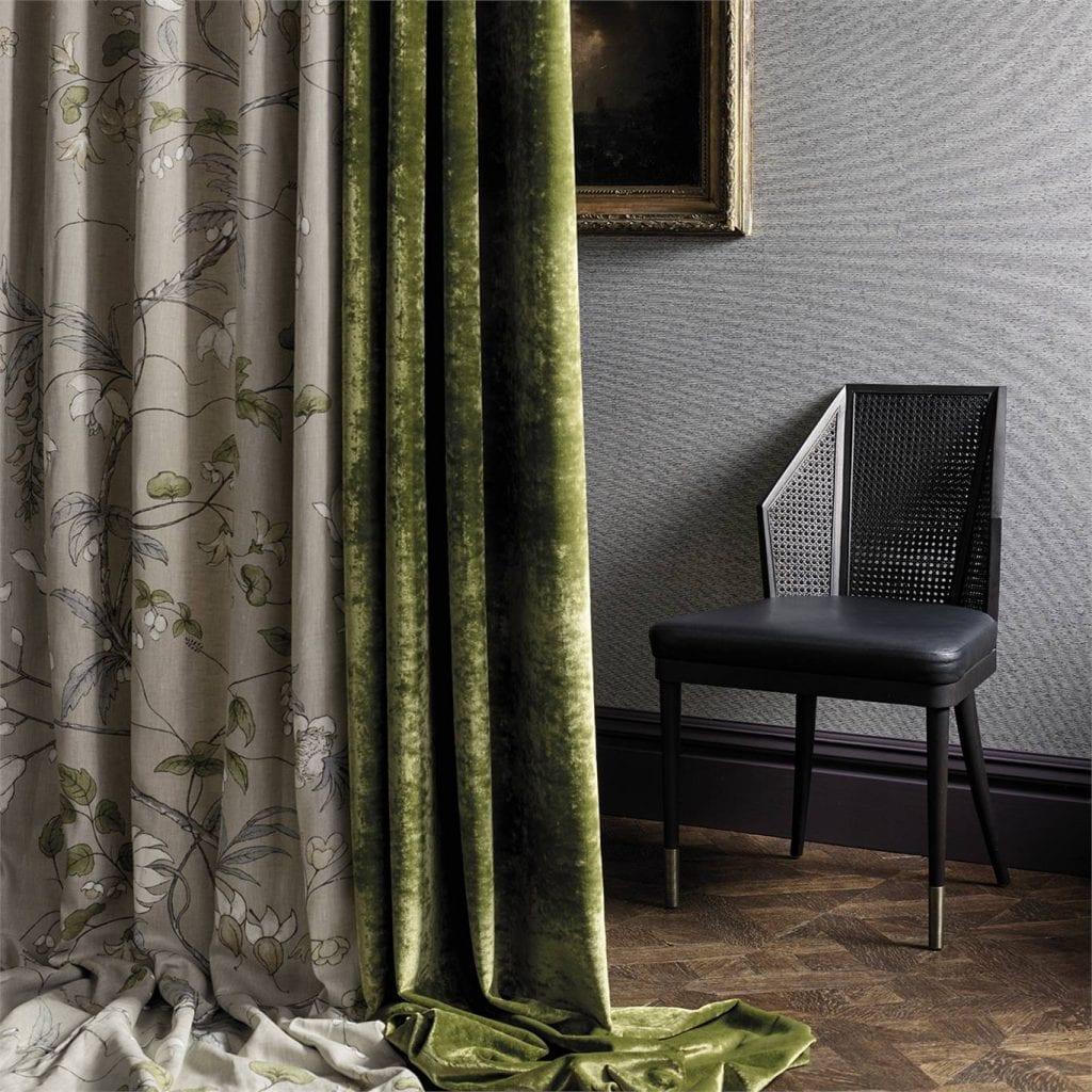 Willow Bloom Home Chambalon Mercury/Platinum Grey
