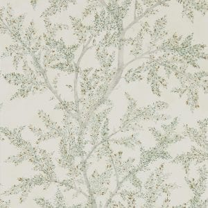 Willow Bloom Home Woodland Sage:Grey Wallpaper