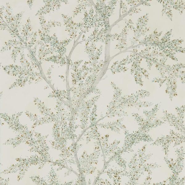 Willow Bloom Home Woodland Sage:Grey Wallpaper