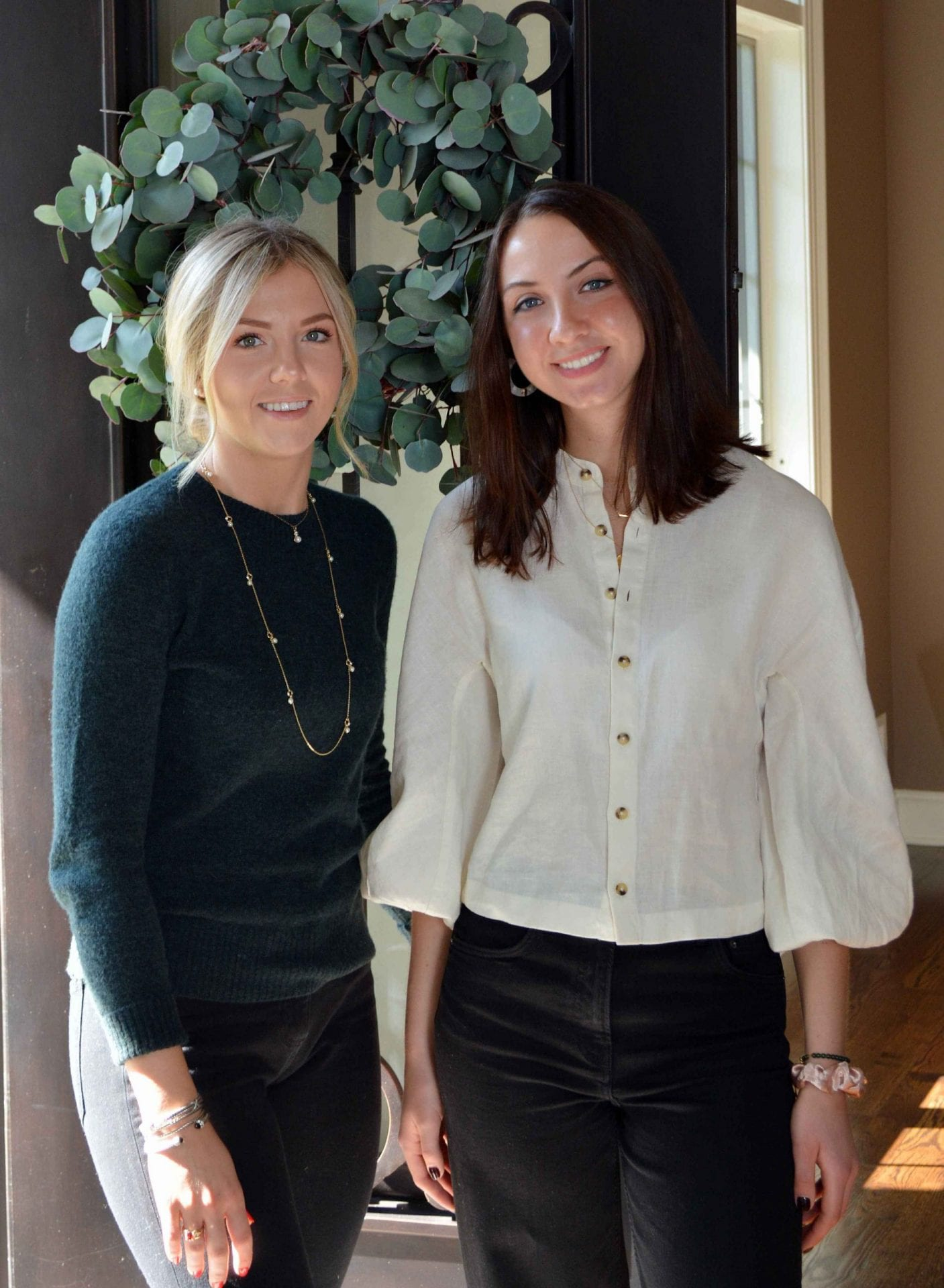 Willow Bloom Home Founders, Allison Kifyak and Marina Meyko