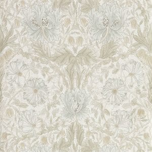 Willow Bloom Home Florine Linen Wallpaper